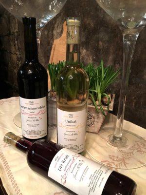 Weinpaket Kreation by Jasmin & Peter